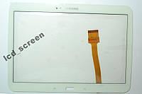 Тачскрин на планшет Samsung Galaxy Tab P5200 белый