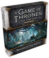 Игра Престолов. Карточная игра - Волки Севера (A Game of Thrones – Wolves of the North) настольная игра