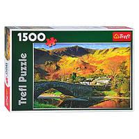 Пазлы 26111  Trefl, Мост Дервент/Англия, 1500 дет, в кор-ке, 40-27-6см