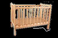 """Кроватка для детей на ножках """"Эвисс-1"""""""