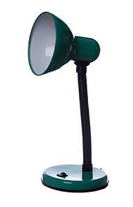 ЛАМПА НАСТОЛЬНАЯ УЧЕНИЧЕСКАЯ (ОФИСНАЯ) (фиолетовая,красная, зелёная, синяя) 208B