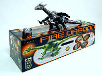 Радиоуправляемый динозавр дракон fire dracon 28109