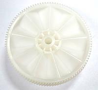 Шестерня для мясорубки Braun 67000898 (D=83mm/21mm,104/9 косых зубов,неоригинал), фото 1