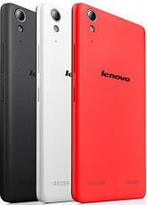 Смартфон Lenovo A6010 Music 8GB White, фото 3