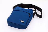 Сумка на плече/мессенджер/барсетка FDR, цвет синий, фото 1
