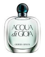 GIORGIO ARMANI ACQUA DI GIOIA  WOMAN EDP TESTER  50 ml