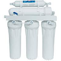 Установка фильтра питьевой воды на основе обратного осмоса