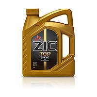 Моторное масло ZIC TOP 5W-30 4л