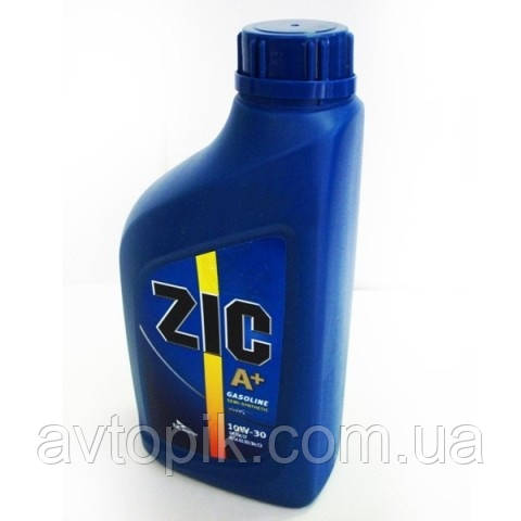 Моторное масло ZIC A+ 10W-30 (1л.)