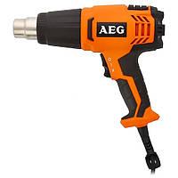 Фен AEG HG560 D 1500 Вт, 300/650 *С 2 реж