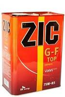 Трансмиссионное масло ZIC G-F TOP 75W-85 4л