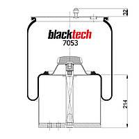 Пневмоподушка BPW RML7053C (BLACKTECH)