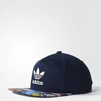 Кепка с прямым козырьком Adidas Originals Back-to-School AY7856
