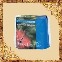 Супертонкие прокладки с ментолом «Нефритовая свежесть»