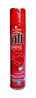 Лак для волос Taft Diamond Shine Блеск с эффектом ламинирования сверхсильной фиксации 4 - 250 мл.