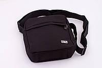 Сумка на плече/мессенджер/барсетка FDR, цвет черный, фото 1
