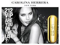 Женская парфюмированная вода Carolina Herrera 212 VIP