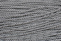 Шнур 7мм спираль (100м) т.серый+белый