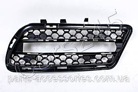 Права сітка в передній AMG бампер Mercedes E W212 до рестайлінгу 2009-12 нова оригінальна
