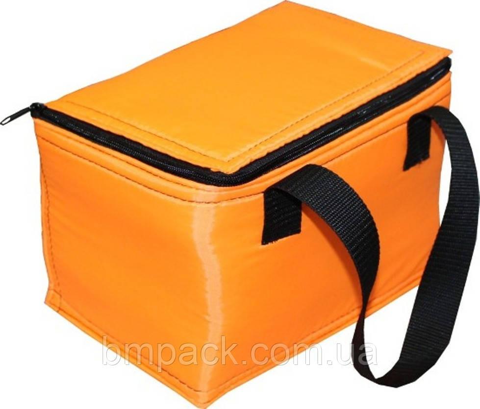 Термосумка «Ланчбэг» Оранжевый 5,5л