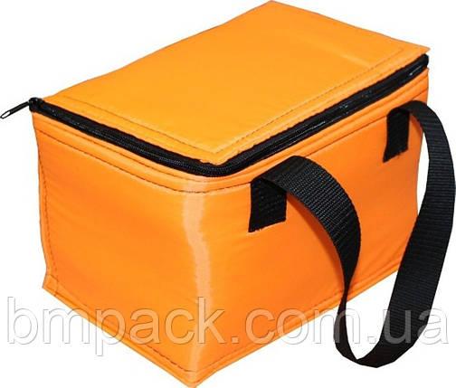 Термосумка «Ланчбэг» Оранжевый 5,5л, фото 2