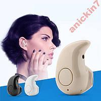 Беспроводной наушник Bluetooth, гарнитура блютуз