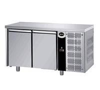 Двухдверный морозильный стол Apach AFM 02 BT (-18 ... -22°C, 1420х715х850 мм)