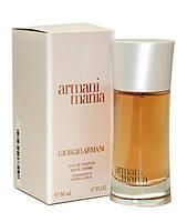 GIORGIO ARMANI  ARMANI  MANIA   WOMEN edp 4 ml