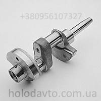 Коленвал компрессора Thermo King X430 RDII / SB / SMX / TDI / TDII / SL100 / SL200 / SL300 ; 22-655