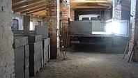 Пенобетон с доставкой по Луганской области