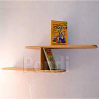 Полка на стену для книг