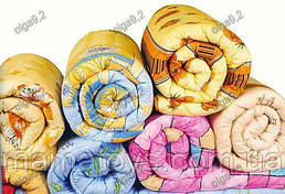 Одеяло теплое силикон 150х210