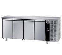 Четырехдверный холодильный стол Apach AFM 04 (0 ...+10°C, 2320х700х850 мм)