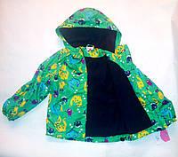 """Куртка ветровка """"Тороlino"""" демисезонная яркая на мальчика от 98 до 140 рост"""