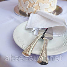 Ніж і лопатка для торта