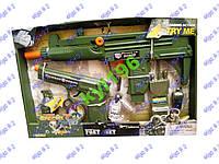 Игровой  Набор Военный Автомат, пистолет 33400
