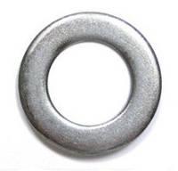Шайба плоская М10 DIN 125 (нержавеющая сталь А2)