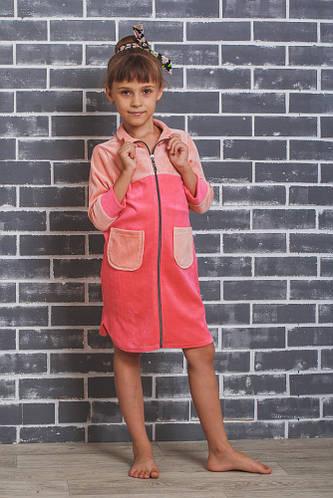 8272e675db8bc Детские махровые халаты оптом и в розницу купить в Кременчуге | im-versal .com