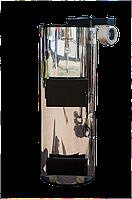 Plus Term Хром 18 кВт, котел твердотопливный длительного горения