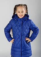 Купить куртку парку  на девочку  недорого