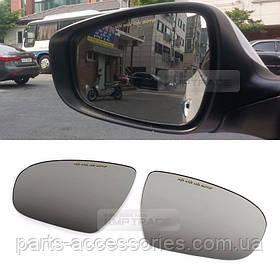 Kia Optima K5 2011-13 дзеркало ліве праве скельця в дзеркала (Made in Korea) нові