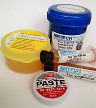 Флюс, паяльная паста, припой, Термопаста, расходные материалы.
