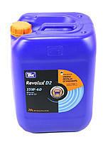 Моторное масло дизельное минеральноеТНК Revolux D2 15W-40 20 л