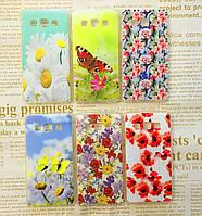 TPU чехол для Samsung Galaxy A3 A300 (6 цветов)