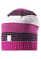 Детская зимняя шапка для девочки Reima 528498-4620. Размер 54 и 56.