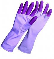 Перчатки резиновые York PRESTIGE 092170 (Польша, размеры S,M,L)