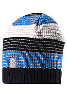Зимняя шерстяная шапка для мальчика Reima 528498-6980. Размер  50-56. , фото 1