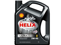 Масло моторное Shell Helix Ultra 5w40 SN/CF - 4литра