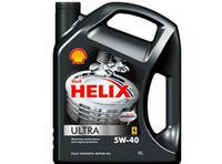 Масло моторное Shell Helix Ultra 5w40 SN/CF - 4литра