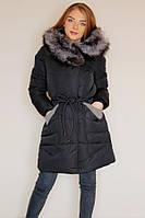 Зимняя женская куртка большого размера Hailuozi 018